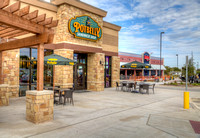 Starbucks Potbelly Waco Texas